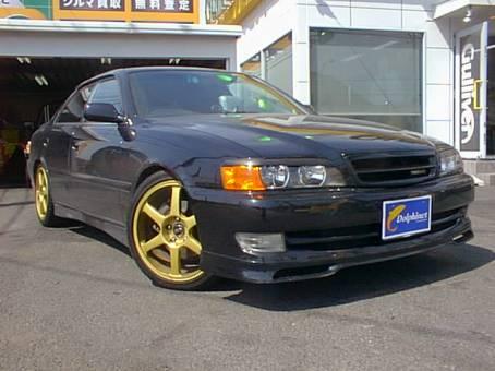 Toyota Mark Ii Chaser Cresta